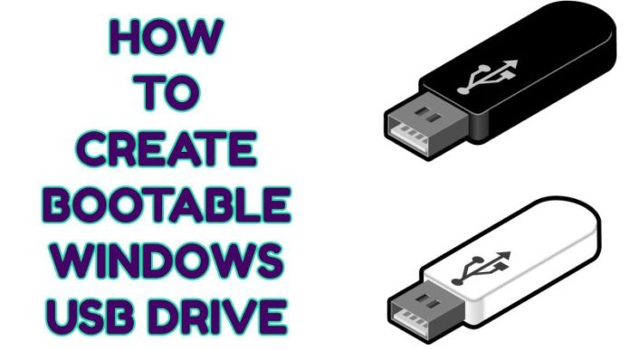 Make Bootable Windows 10